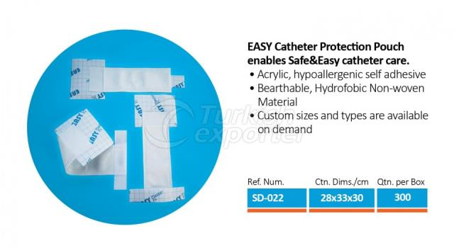 EASY Catheter Protection Pouch