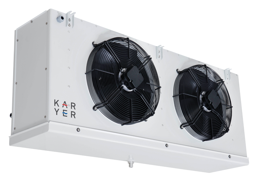 CO2 Evaporators _ Gas Coolers
