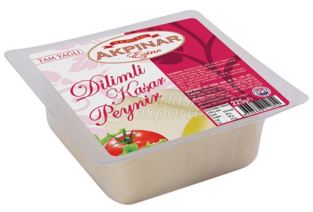 Kashkaval Cheese Akpinar 225 GR