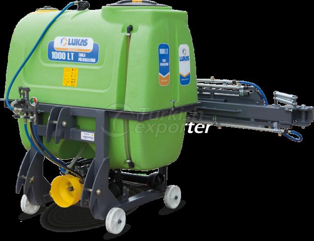 Máquina de pulverizadores LKS-T-PP-1000