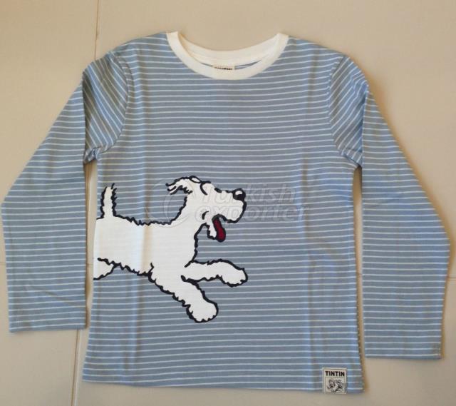 Sweatshirt Y13.1610.B.1.2B.699