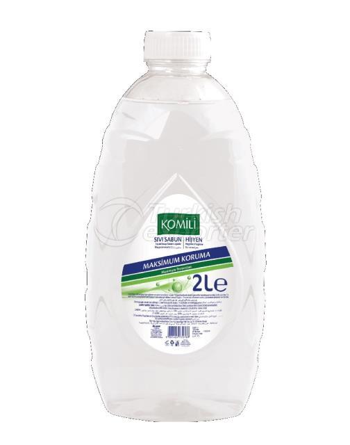Jabón liquido Komili