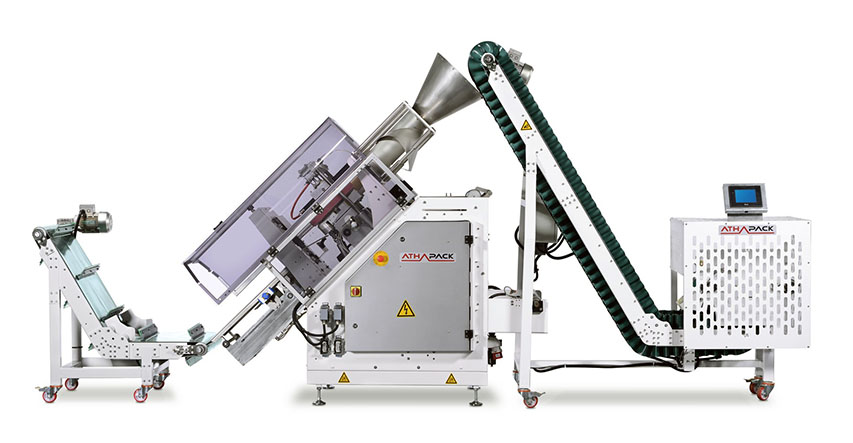 Inclined Packaging Machine