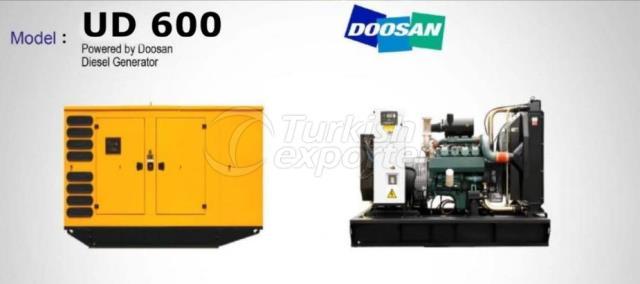 Diesel Generator - UD 600