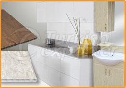 Boiler, Kitchen, Bathroom profiles