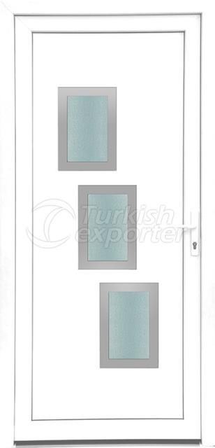 Pvc Panel - Flat Inoxline 9