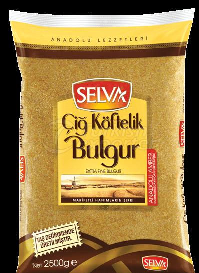 Extra fino Bulgur 2500gr