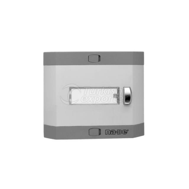 Aluminum Door Bell Button 07001