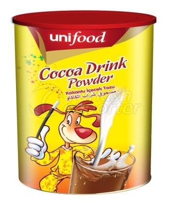 COCOA POWDER DRINK