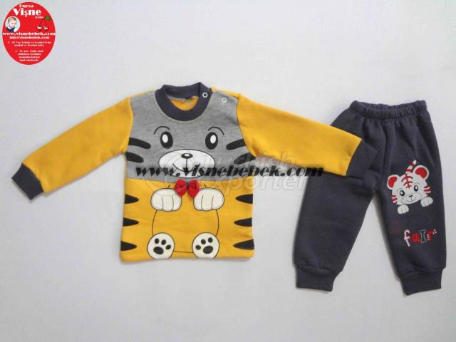 3 Pcs Lion Set