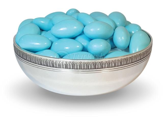 Gragea De Chocolate De Almendras - Azul 1313