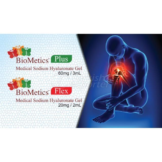 Gel d'hyaluronate de sodium d'Orthosyn