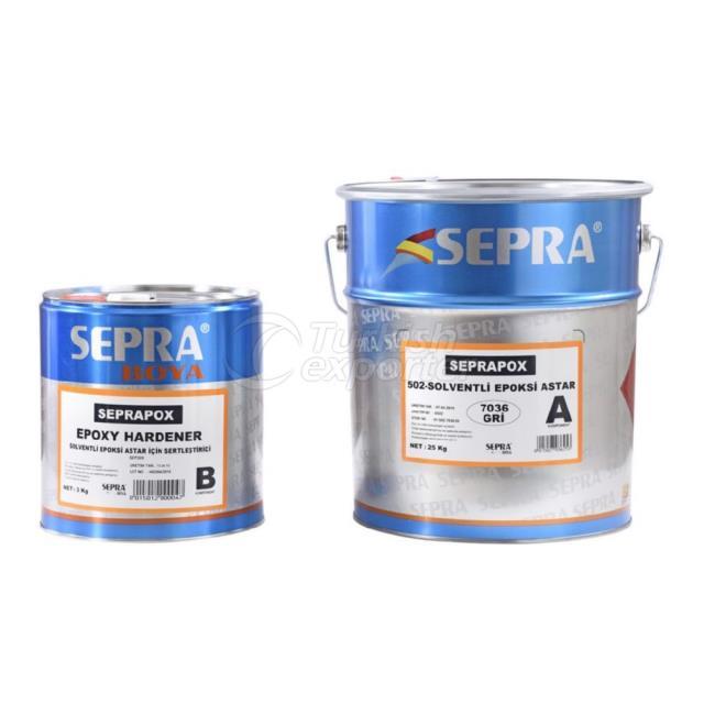 Epoxy Body Coat-Grey Seprapox
