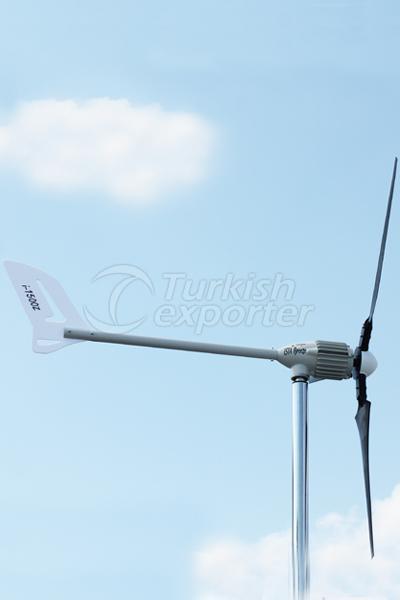1.5Kw Turbine-24V Hybrid Controller