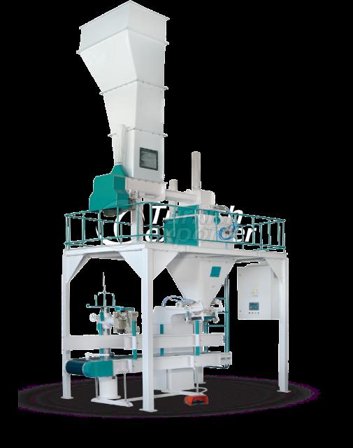 Single Flour Bagging Machine System