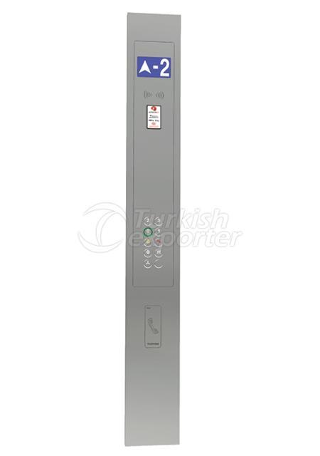 Cabin Button IAC 002L