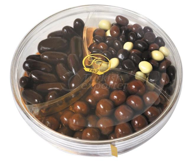 خليط الشوكولاتة المغطى (Dragee 1139)