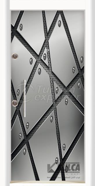 S-5019 ( HIGH STEEL DOOR
