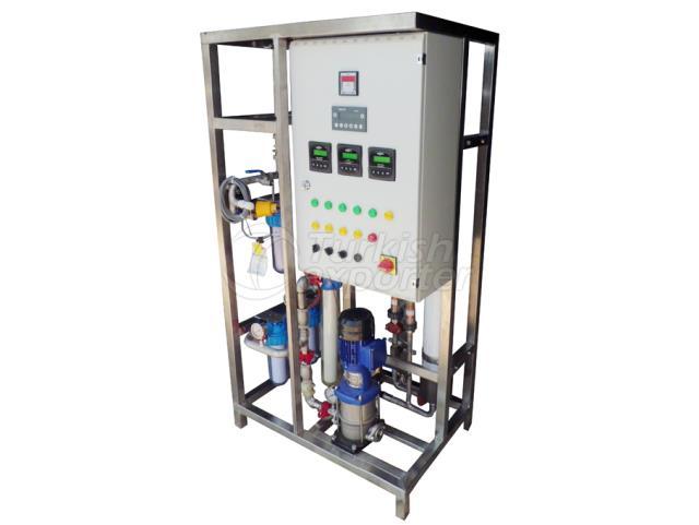 Sea Water Reverse Osmosis Systems - Tetra Series