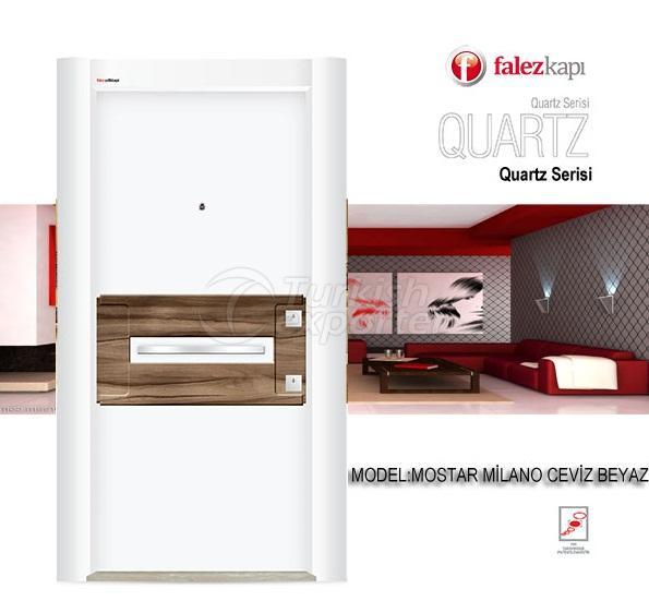 الباب الصلب موستار ميلانو الجوز الأبيض