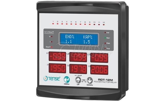 Reactive Power Control Relays RGT-12M