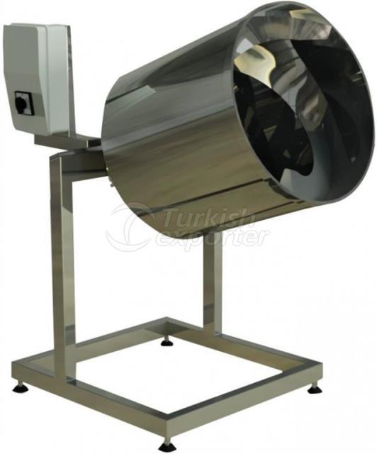 Manual Nut Salting Machine