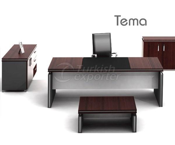 Executive Table Tema