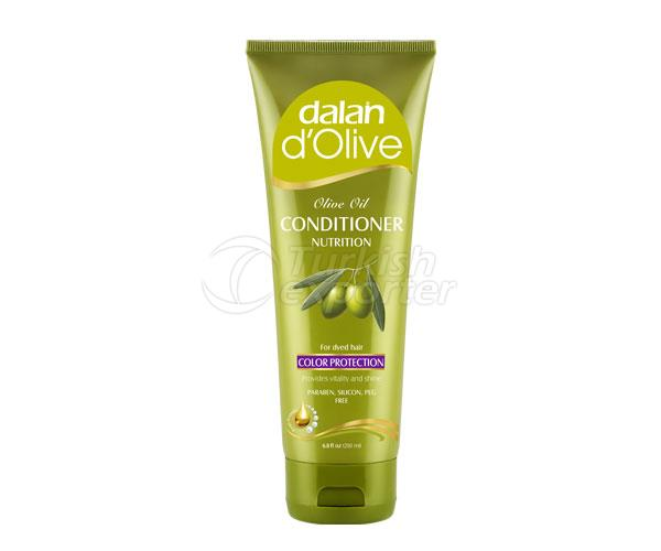 d'Olive Color Protection Conditioner