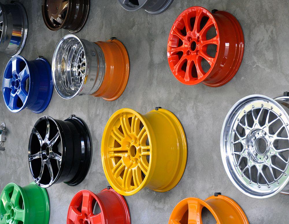 Automotive Powder Paint