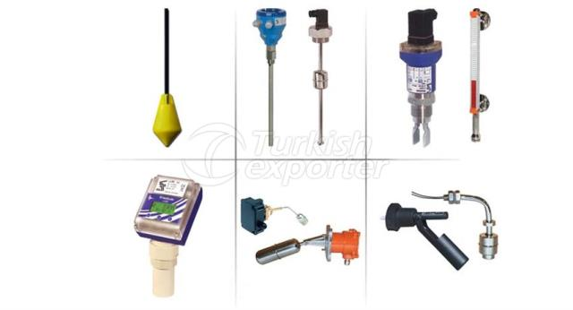 Level Measuring and Controlling