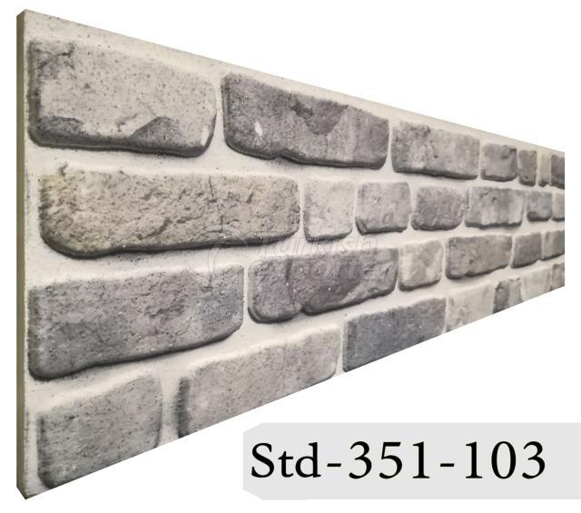 Wall Panel Strotex Brick 351-103