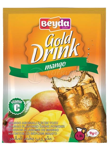 Mango Flavored Powder Drink