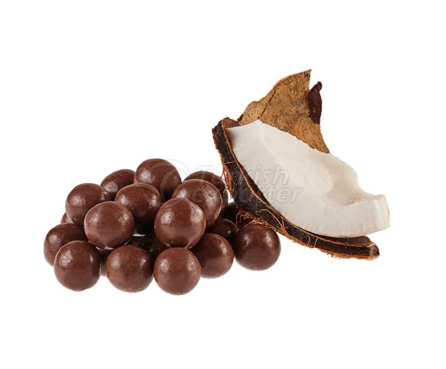 Chocolate Coated Coconut