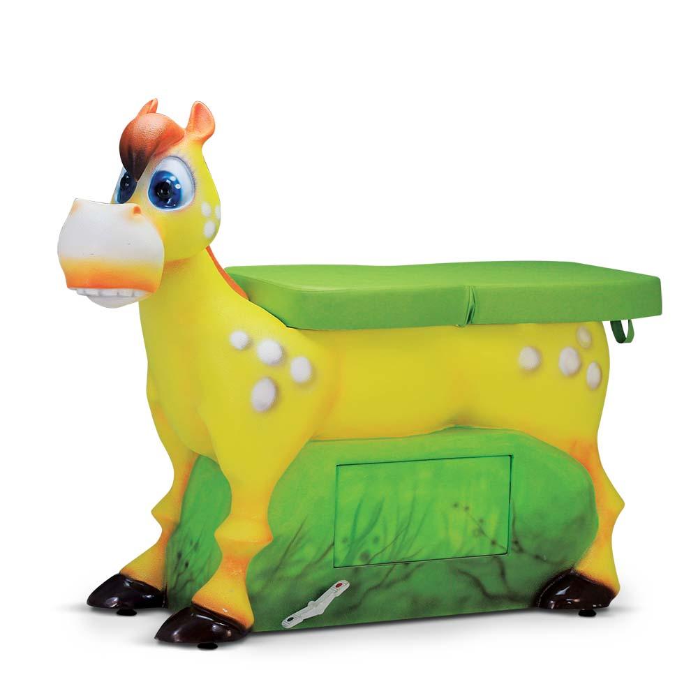 PEDIATRIC EXAMINATION TABLE (HORSE)