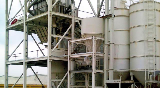 Perlite Expansion Plant