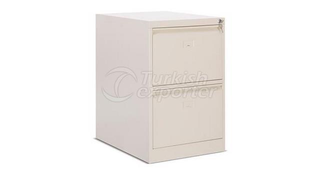 Kartoteks Metal Cabinet
