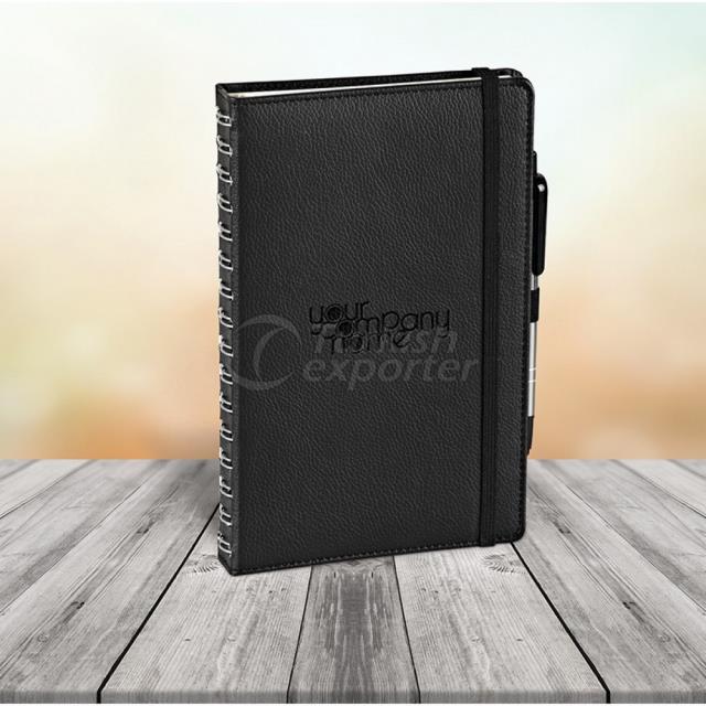 Anemon 13x21 Notebook