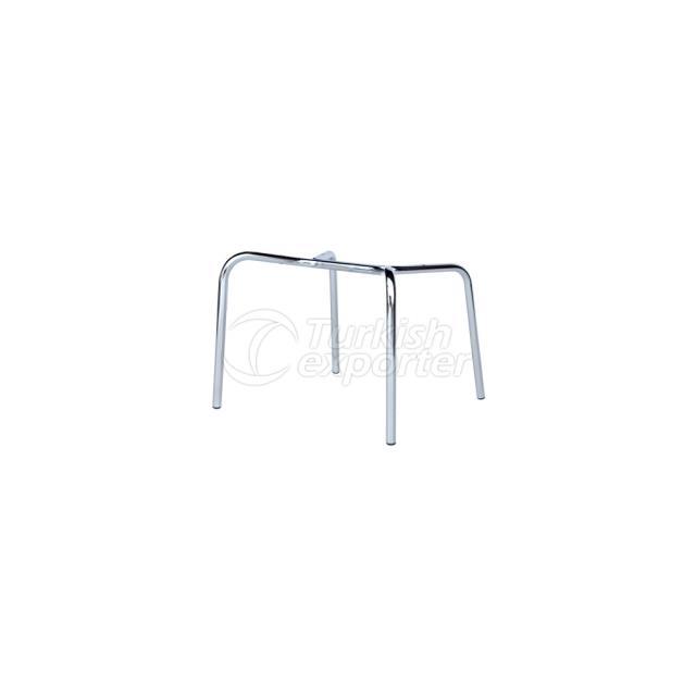 Chrome Chair Base AB 2120