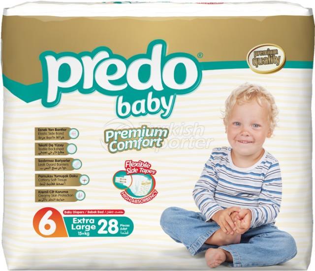 Baby Diapers Predo Advantage X Large XXL