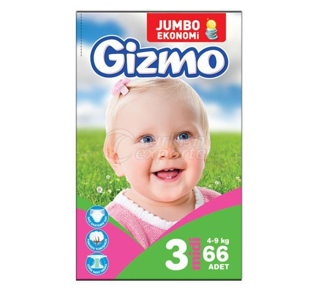 Gizmo Diaper