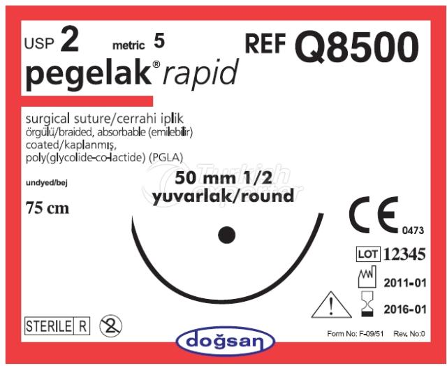 Absorbable Sutures Q8500