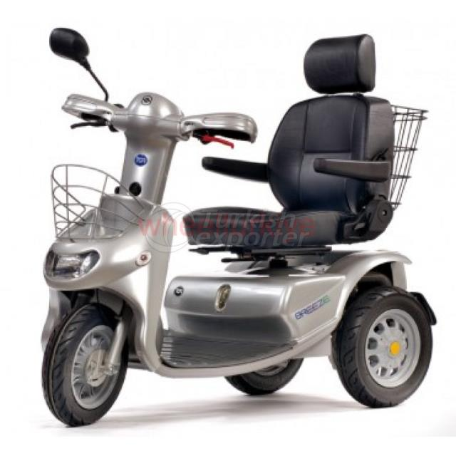 Power Wheelchairs BREEZE 3