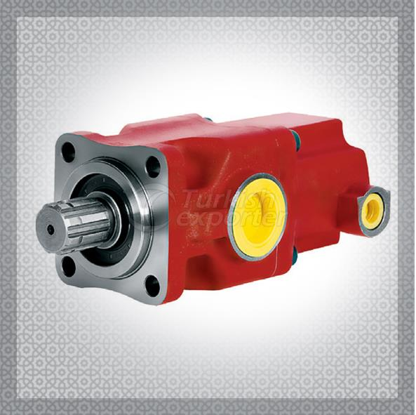 Axial 6 Piston Pump