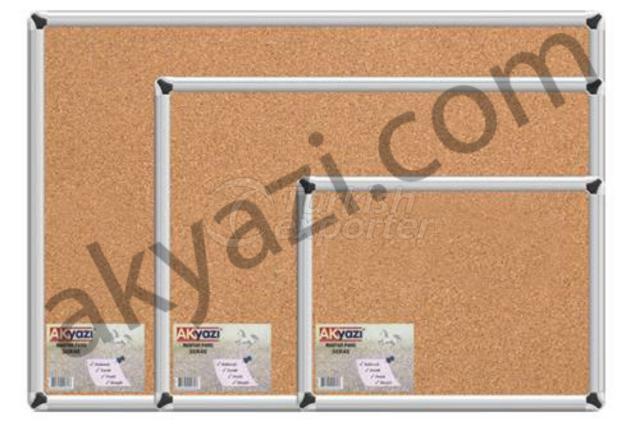 Aluminum Frame Corkboard