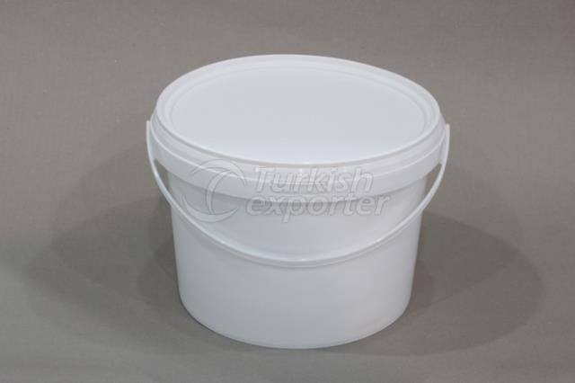 BKY 2000-3 plastic container