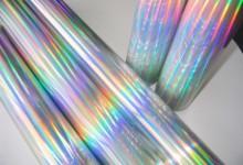 Hot Foil Hologram _2_