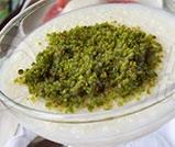 Muhallebi Powder Dessert