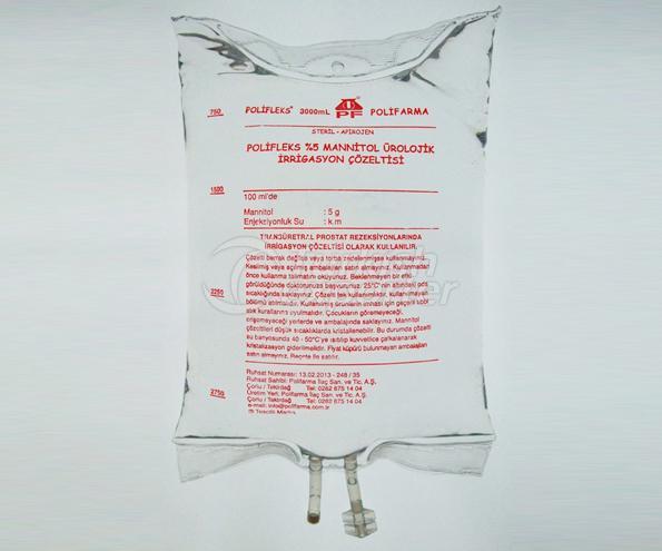 Mannitol Urologic Irrigation