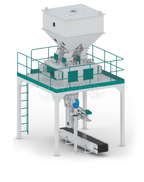 Quart Feed Bagging System