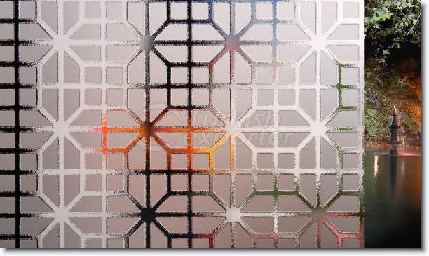 Декоративные стекла (12)
